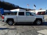 2014 White Diamond Tricoat Chevrolet Silverado 1500 LTZ Crew Cab 4x4 #87910845