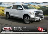 2014 Super White Toyota Tundra 1794 Edition Crewmax 4x4 #87910684