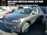 2014 Granite Crystal Metallic Jeep Grand Cherokee Limited 4x4 #87910949
