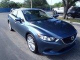 2014 Blue Reflex Mica Mazda MAZDA6 Touring #87958209