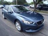 2014 Blue Reflex Mica Mazda MAZDA6 Touring #87958208
