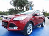 2014 Ruby Red Ford Escape Titanium 2.0L EcoBoost #87957802