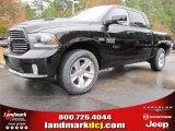 2014 Black Ram 1500 Sport Crew Cab #87957871