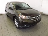 2014 Kona Coffee Metallic Honda CR-V EX #87957643