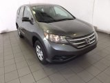2014 Polished Metal Metallic Honda CR-V LX AWD #87957642