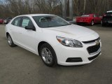 2014 Chevrolet Malibu Summit White