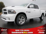 2014 Bright White Ram 1500 Sport Crew Cab #87957855
