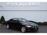 2010 Black Sapphire Metallic BMW 3 Series 335i xDrive Coupe #87957708
