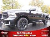 2014 Black Ram 1500 Express Quad Cab #87957851