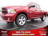 2014 Deep Cherry Red Crystal Pearl Ram 1500 Express Quad Cab 4x4 #87957849