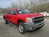 Chevrolet Silverado 2500HD 2014 Data, Info and Specs