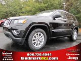 2014 Brilliant Black Crystal Pearl Jeep Grand Cherokee Laredo #87957832
