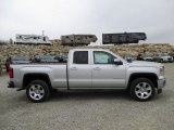 2014 Quicksilver Metallic GMC Sierra 1500 SLE Double Cab 4x4 #87958108