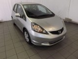 2013 Alabaster Silver Metallic Honda Fit  #87957629