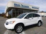 2011 Taffeta White Honda CR-V EX 4WD #87957938