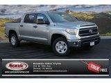 2014 Silver Sky Metallic Toyota Tundra SR5 Crewmax 4x4 #87957612