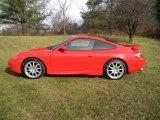1999 Porsche 911 Guards Red