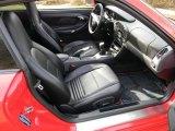 1999 Porsche 911 Carrera Coupe Front Seat