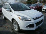 2014 Oxford White Ford Escape SE 2.0L EcoBoost 4WD #87998999