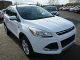 2014 Oxford White Ford Escape SE 2.0L EcoBoost 4WD #87998995