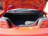 1994 Ford Mustang Cobra Convertible Trunk