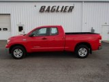 2010 Radiant Red Toyota Tundra Double Cab 4x4 #87999167