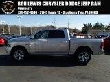 2014 Bright Silver Metallic Ram 1500 Sport Crew Cab 4x4 #87998975