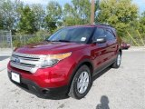 2014 Ruby Red Ford Explorer FWD #87998919