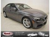 2014 Mineral Grey Metallic BMW 3 Series 328d Sedan #87999112