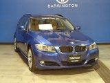 2011 Montego Blue Metallic BMW 3 Series 328i xDrive Sports Wagon #87998878