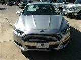 2013 Ingot Silver Metallic Ford Fusion Hybrid SE #88016295