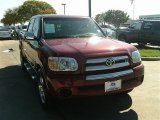 2005 Salsa Red Pearl Toyota Tundra SR5 Double Cab #88016292