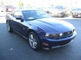 2011 Kona Blue Metallic Ford Mustang GT Premium Coupe #88016340