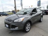2014 Sterling Gray Ford Escape Titanium 1.6L EcoBoost #88016278