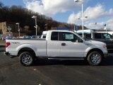 2014 Oxford White Ford F150 XLT SuperCab 4x4 #88024191
