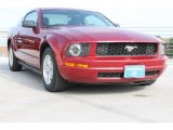 2006 Redfire Metallic Ford Mustang V6 Premium Coupe #88024495