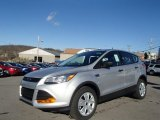 2014 Ingot Silver Ford Escape S #88024489