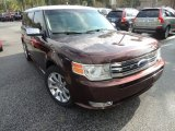 2010 Cinnamon Metallic Ford Flex Limited #88024365