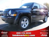 2014 True Blue Pearl Jeep Patriot Latitude #88024230