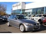 2011 Space Gray Metallic BMW 3 Series 335i xDrive Sedan #88024174