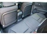 2014 Honda Accord Sport Sedan Rear Seat