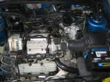 1993 Pontiac Grand Am Engines