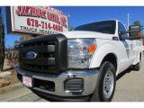 2011 Ford F350 Super Duty XLT SuperCab Utility Truck Data, Info and Specs