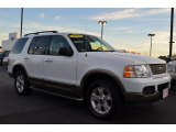 2003 Oxford White Ford Explorer Eddie Bauer 4x4 #88024280