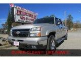 2006 Silver Birch Metallic Chevrolet Silverado 1500 LT Crew Cab #88024408