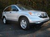 2011 Alabaster Silver Metallic Honda CR-V EX 4WD #88024466