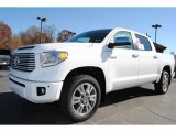 2014 Toyota Tundra Platinum Crewmax Data, Info and Specs