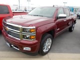 2014 Chevrolet Silverado 1500 High Country Crew Cab 4x4 Data, Info and Specs