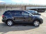 2014 Tuxedo Black Ford Explorer 4WD #88024193