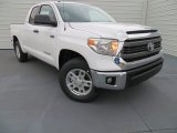 2014 Toyota Tundra SR5 Double Cab 4x4 Data, Info and Specs